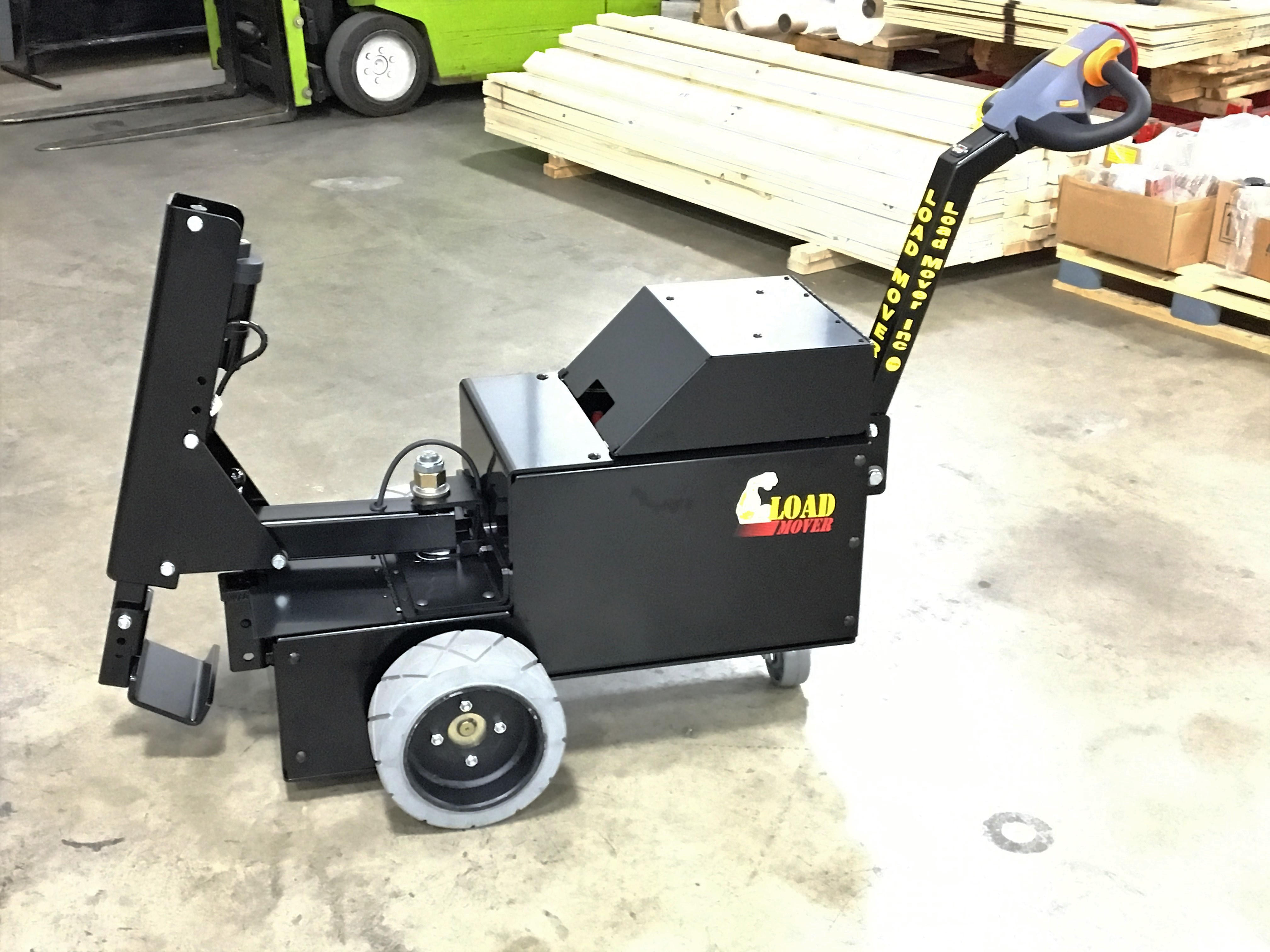 Used 5th Wheels >> Machinery Moving Equipment | Push/pull machinery- Load